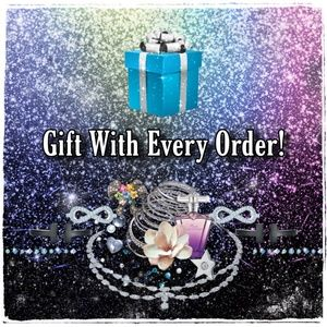 Gift With Purchase & Safe Shipping